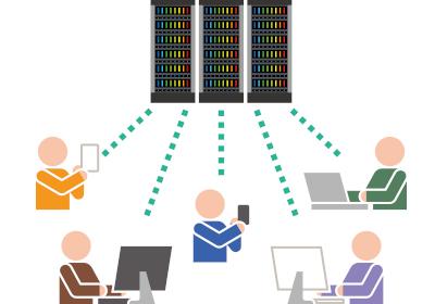 ネットワーク環境設定・ファイルサーバー設定